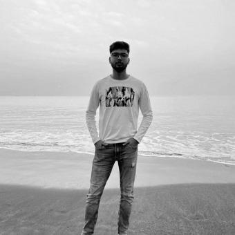 Picture of Digital Marketing Head, Hrishikesh Mishra