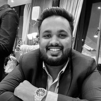 Picture of Business Head, Pranay Byndoor