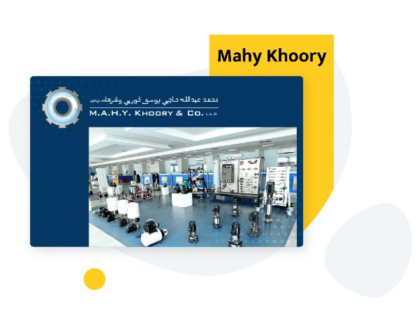 Picture of Mahy Khoory client SEO case study