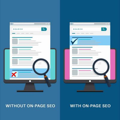 Picture of on page optimization services